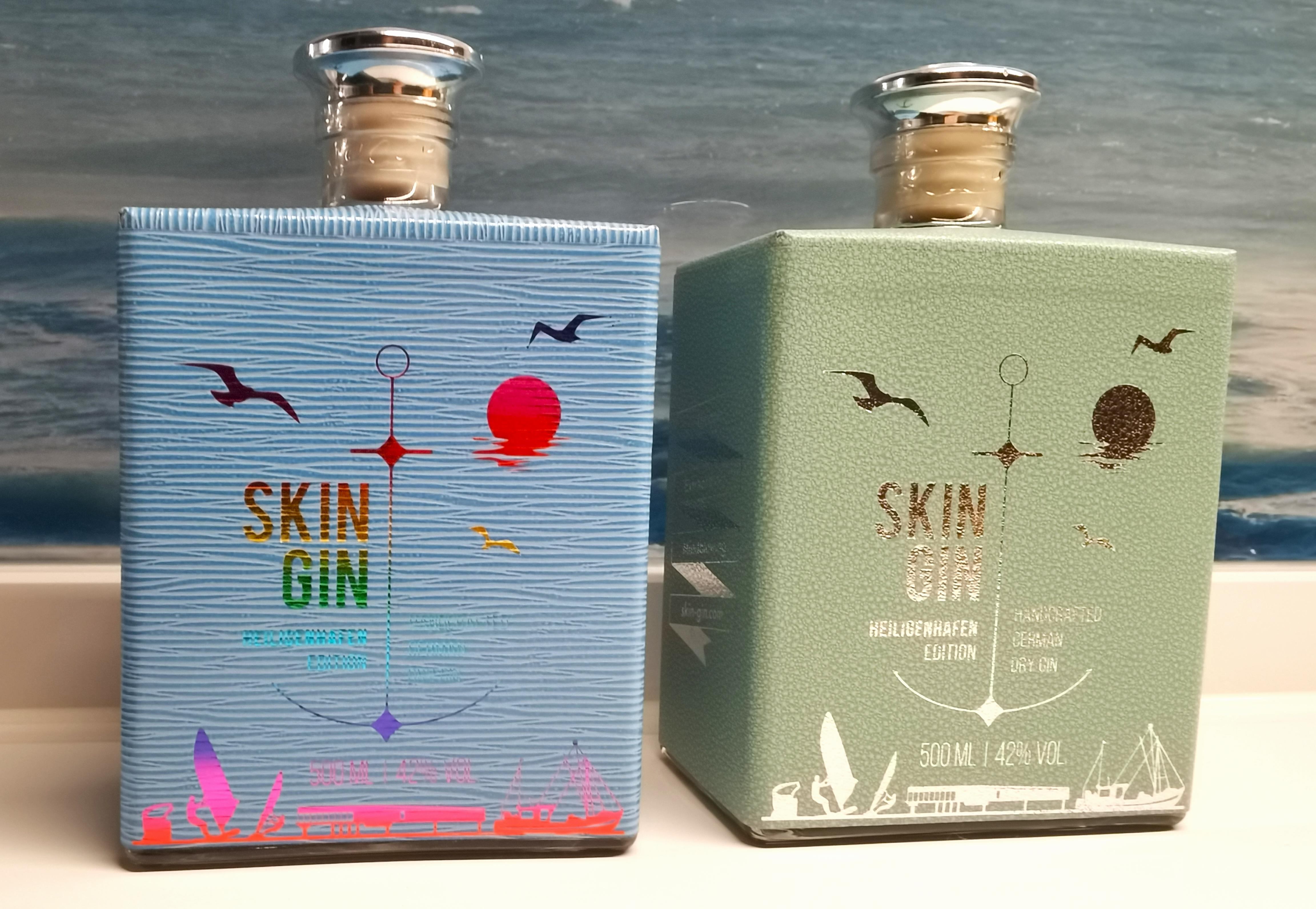 skin gin heiligenhafen skin gin schleswig holstein skin gin januli