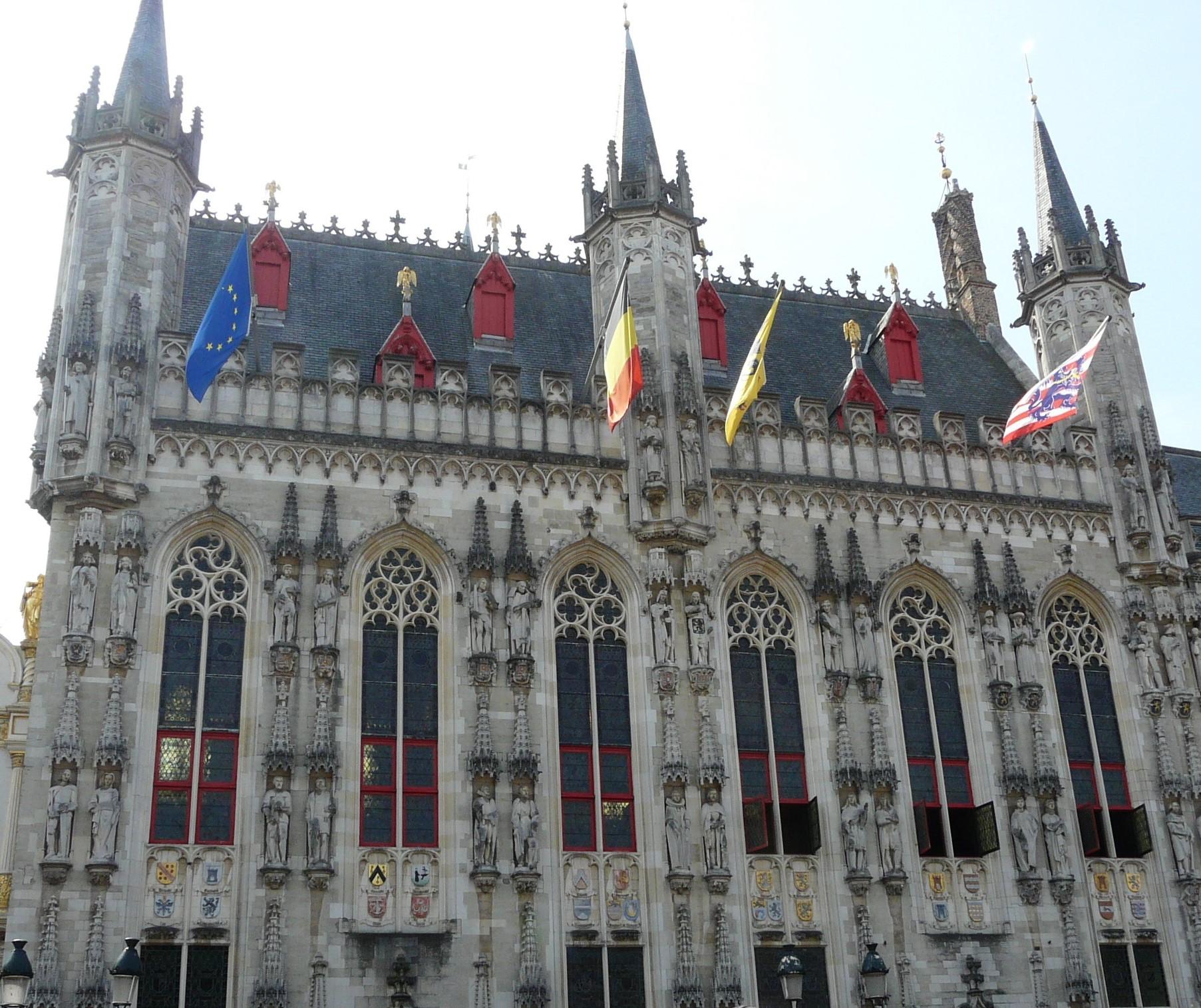 Hotel de Ville de Bruges