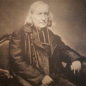 Oeuvre créée en 1860 par Amédée Ferrand de Missol, médecin devenu prêtre