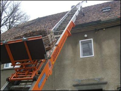 Schrägaufzug, Dachdecker-Aufzug