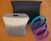 ownBand Silikonarmbänder Armband Geschenke