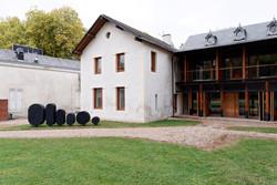 Parc saint Léger, Centre d'Art Contemporain, 58320, Pougues-les-Eaux