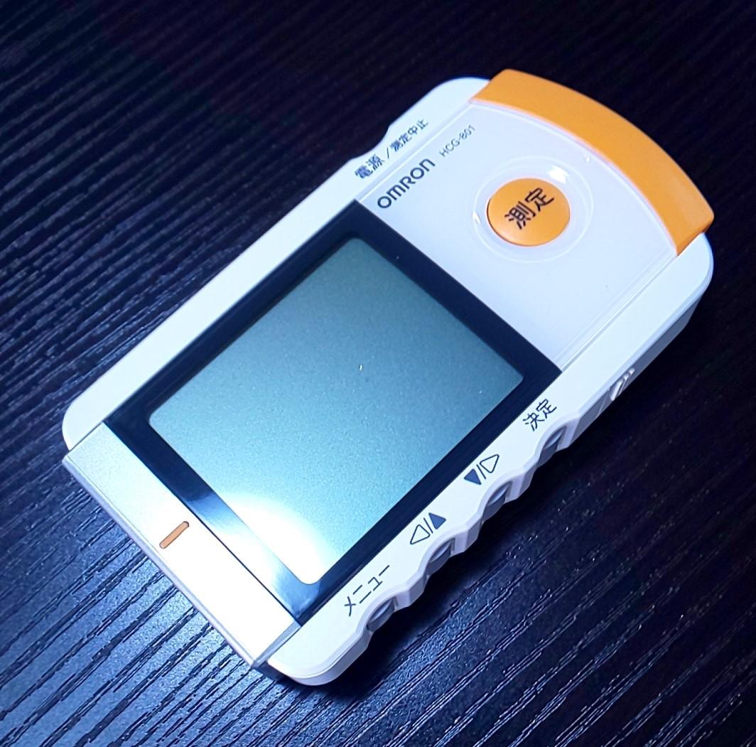 オムロン携帯型心電計