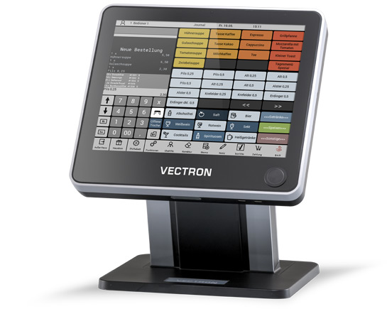 Vectron POS Touch 15 II. Light