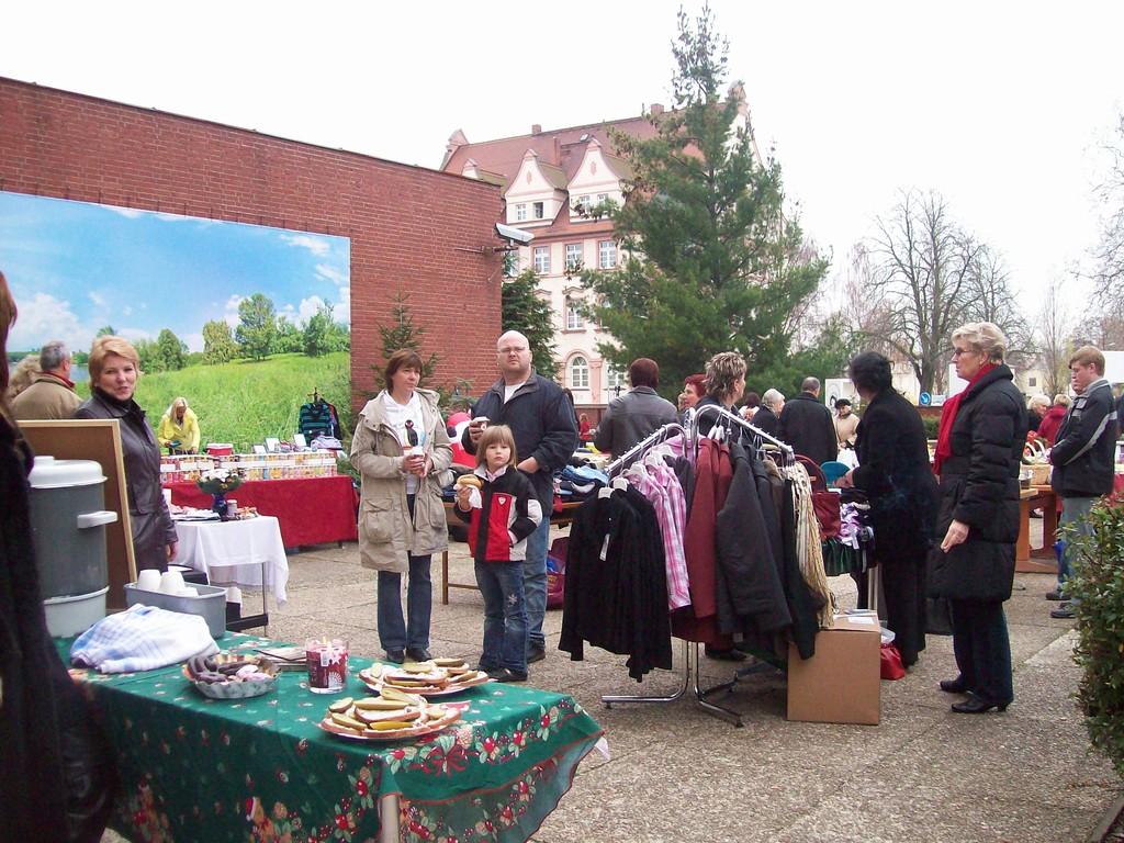Weihnachtsmarkt 2009 Haus Engelsdorf