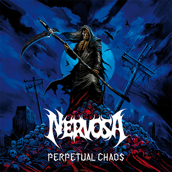 Bass Cover #101: NERVOSA - Guided By Evil