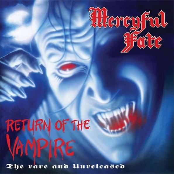 Bass Cover #111: MERCYFUL FATE - Return Of The Vampire