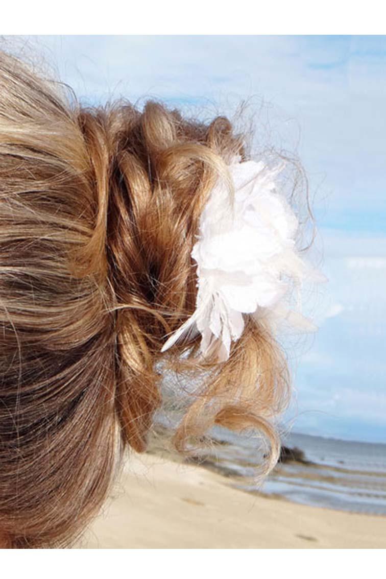 A–flower hair, Lambda C-Print on PVC, 20 x 15 cm, ICW und Tessa Miller, 2013
