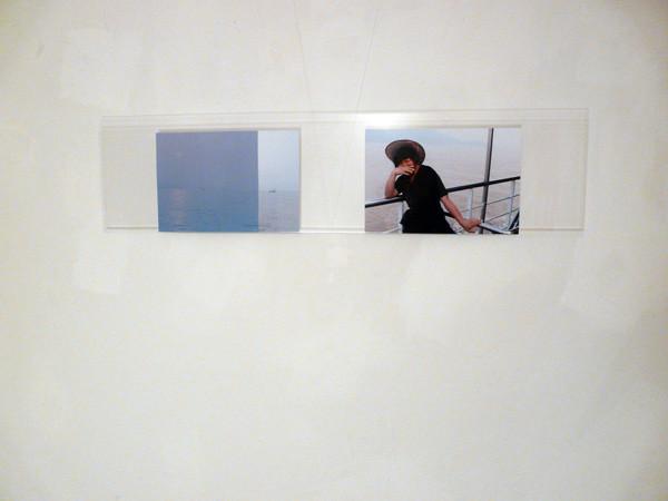"Projektionen 2010, Akelei Sell ""Go East — ins Land des Lächelns"""