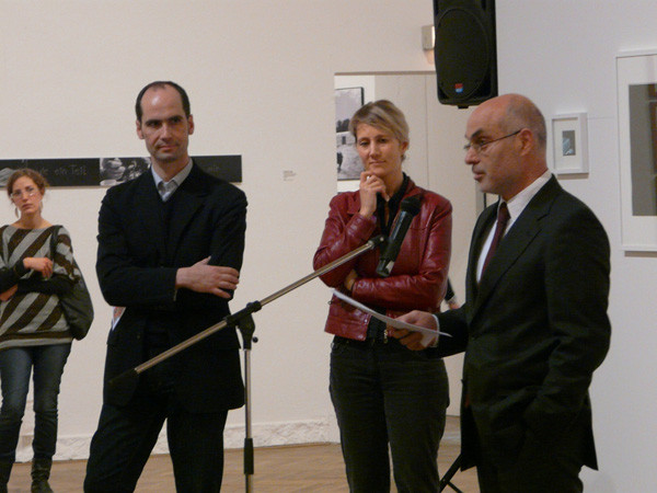 Becoming a man - Celebration, Peter Bogner, Isabel Czerwenka-Wenkstetten, Prof. Dr. Ednan Aslan, M.A.