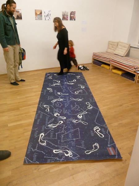 foreign affairs-arts alliances Austria - USA, Exhibition  Windspiel Galerie, Vienna
