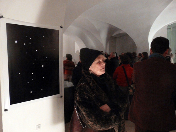 "Projections 2010, Christian Rupp ""Sternzeichen: Projektion"", aus der Serie ""Shooting Stars"""