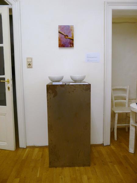 Souvenir, Fotografie, 21,6 x 28 cm, eine etwas andere Spendenaktion in Österreich, ICW und Leslie Fry 2009