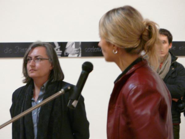 Becoming a Man - Ein Fest, Botschafter Dr. Claudia Rochel-Laurich, ICW