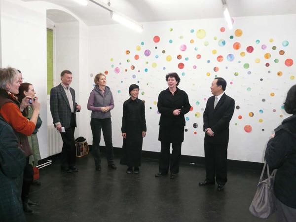 foreign affairs-arts alliances Austria-Thailand