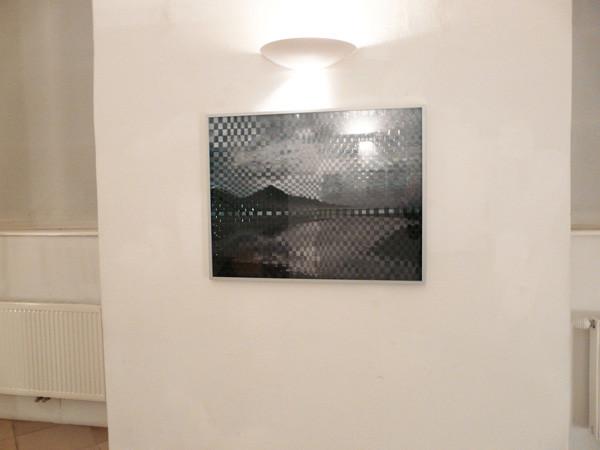 "Projektionen 2010, Brigitte Konyen ""Abstracts II/3"""