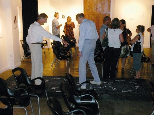 foreign affairs-arts alliances Austria - USA, Exhibition studio@620, St. Petersburg, Florida (USA)