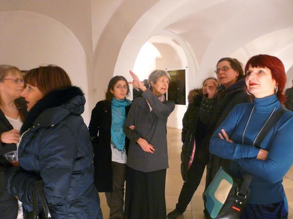 Projektionen 2010, die Ausstellung
