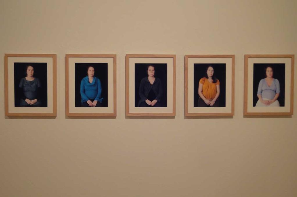 """BIG PROJECT, die Ausstellung, Regina Hügli """"IN ERWARTUNG"""""""
