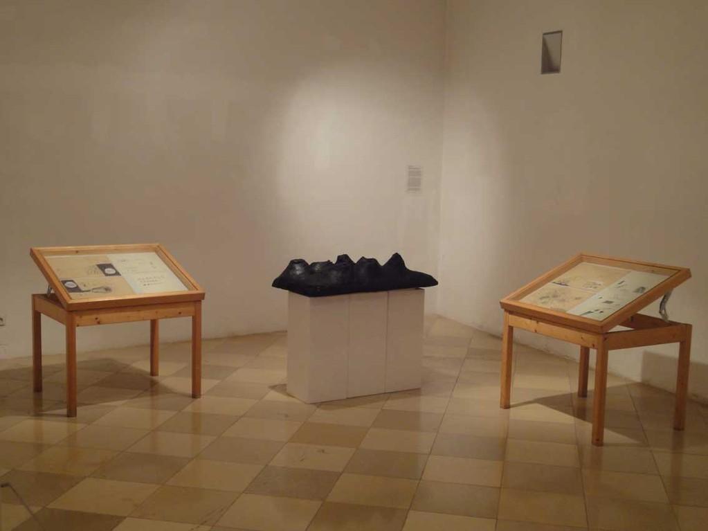 "BIG PROJECT, die Ausstellung, Gertrude Moser-Wagner ""O.T."""