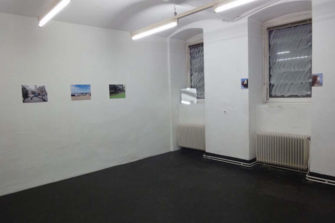 Ausstellung, ICW und Tessa Miller, 2013