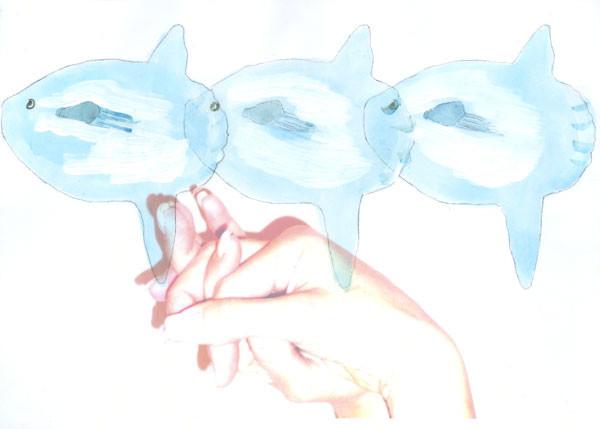 """BeWEGung, """"Mondfische"""""""