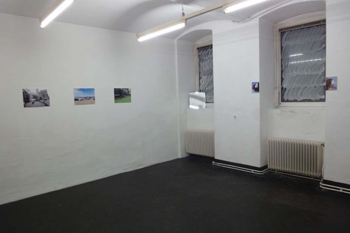 exhibition, ICW und Tessa Miller, 2013