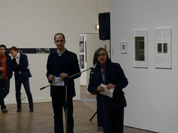 Becoming a Man - Ein Fest , Peter Bogner, Botschafter Dr. Claudia Rochel-Laurich