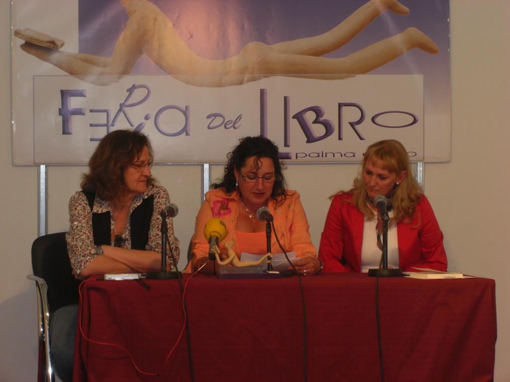 Presentación del Libro de Eugenia Moreno Aguilera en PALMA DEL RÍO