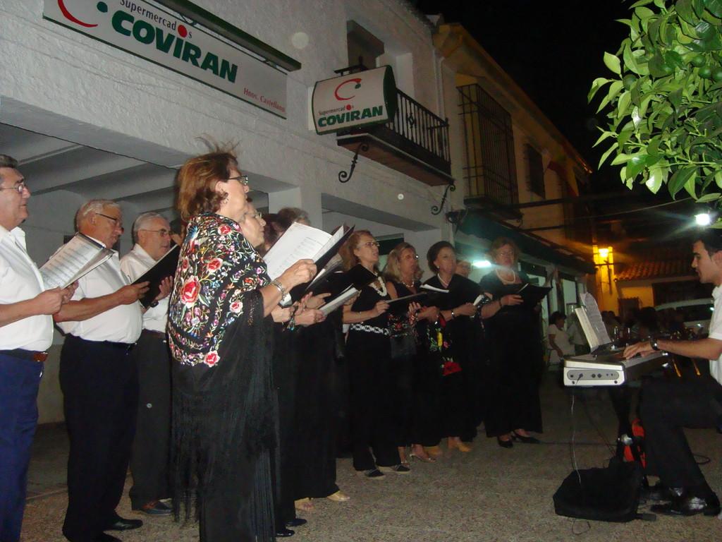 """Serenata a la Luz de la Luna"" en Mesas del Guadalora"
