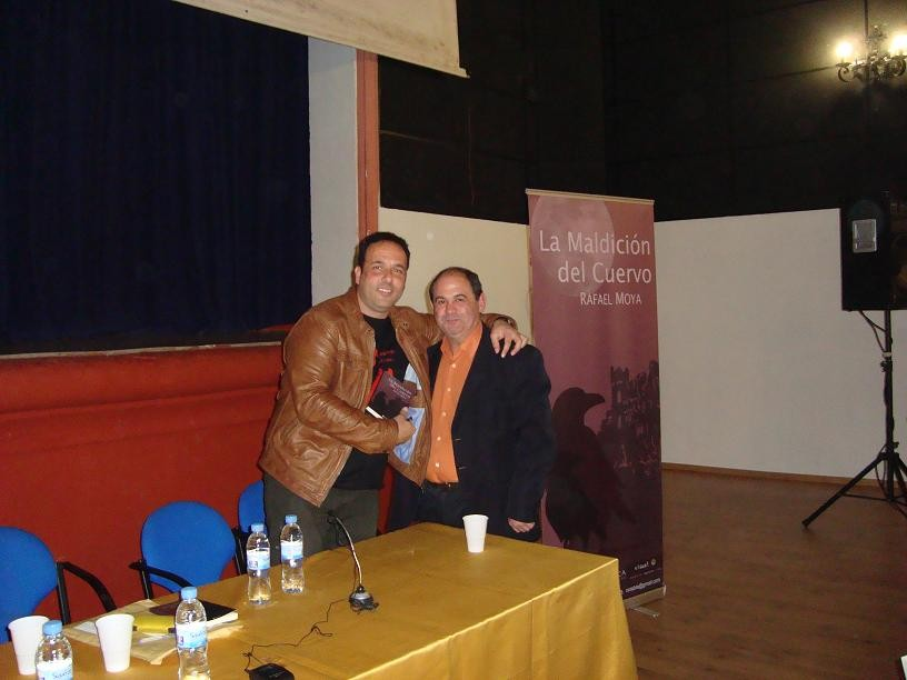 Presentación del Libro de Rafael Moya Ruiz en Hornachuelos