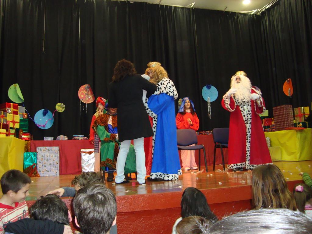 """""""Los Reyes Magos"""" en Mesas del Guadalora (06-01-2011)"""