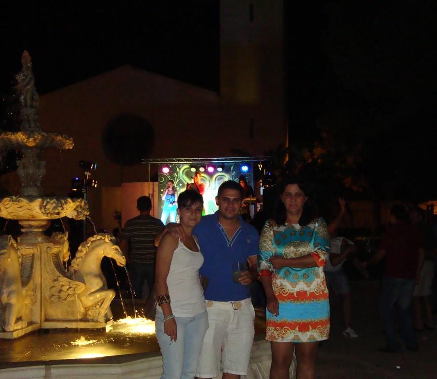 """XVIII Verbena Popular"" en Mesas del Guadalora (25-08-2012)"