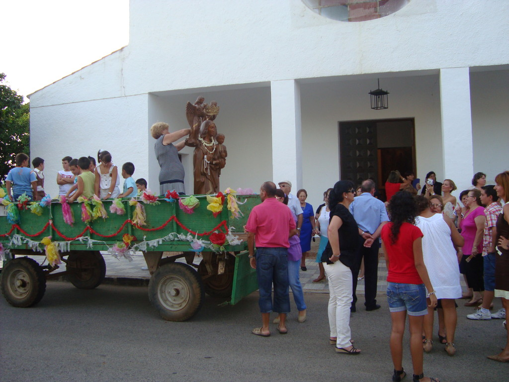 Romería de Santa María Virgen Reina