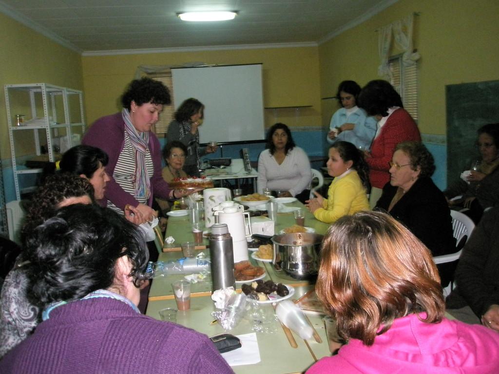 """Celebración """"Día de la Mujer"""" (5 de marzo de 2010)"""