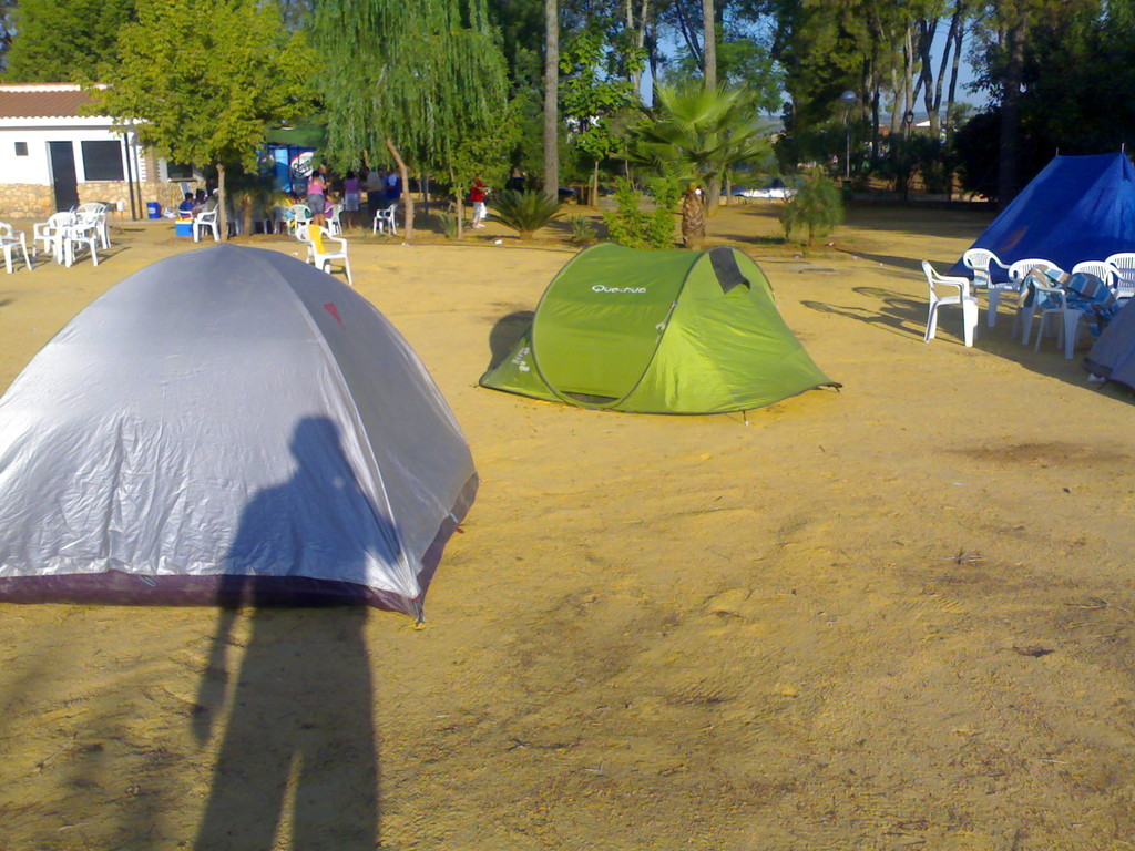 Acampada de Verano (21 y 22 de agosto de 2009)