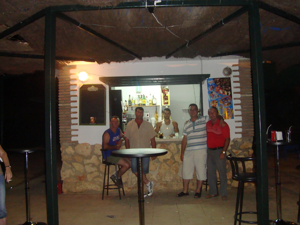 """""""Cine de Verano 2010"""" en Mesas del Guadalora"""