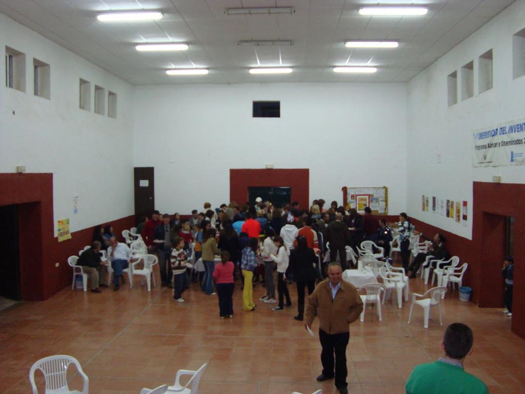 VII Concurso de Dulces Navideños (12 de diciembre de 2009)