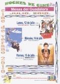 """Cartel """"Cine de Verano 2010"""" en Mesas del Guadalora. - Haz """"clic"""" en la imagen para ampliar."""