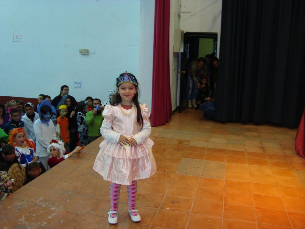 """Participantes Categoría INFANTIL """"Gala Concurso del Carnaval 2011"""""""
