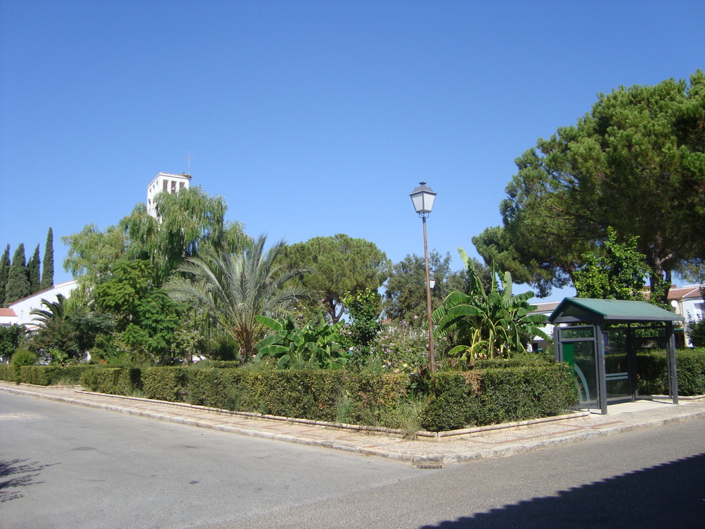 Jardines de la Plaza Mayor
