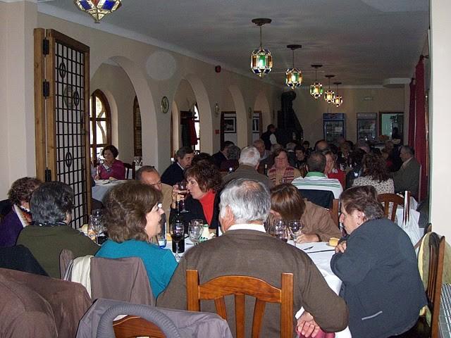 """Viaje a Iznájar """"40 Aniversario del Pantano"""" (01-12-2009)"""