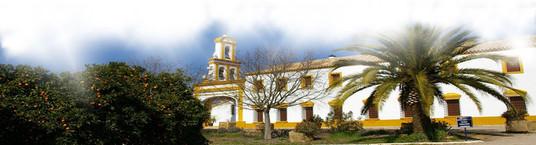 """HOSPEDERÍA del """"Monasterio Cisterciense de Santa María de Las Escalonias""""."""