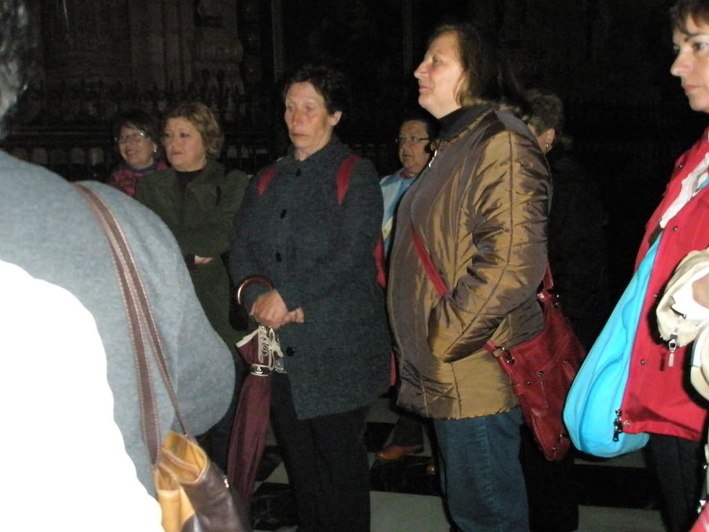 Viaje Socio-Cultural a JAÉN (28 de Marzo de 2010)