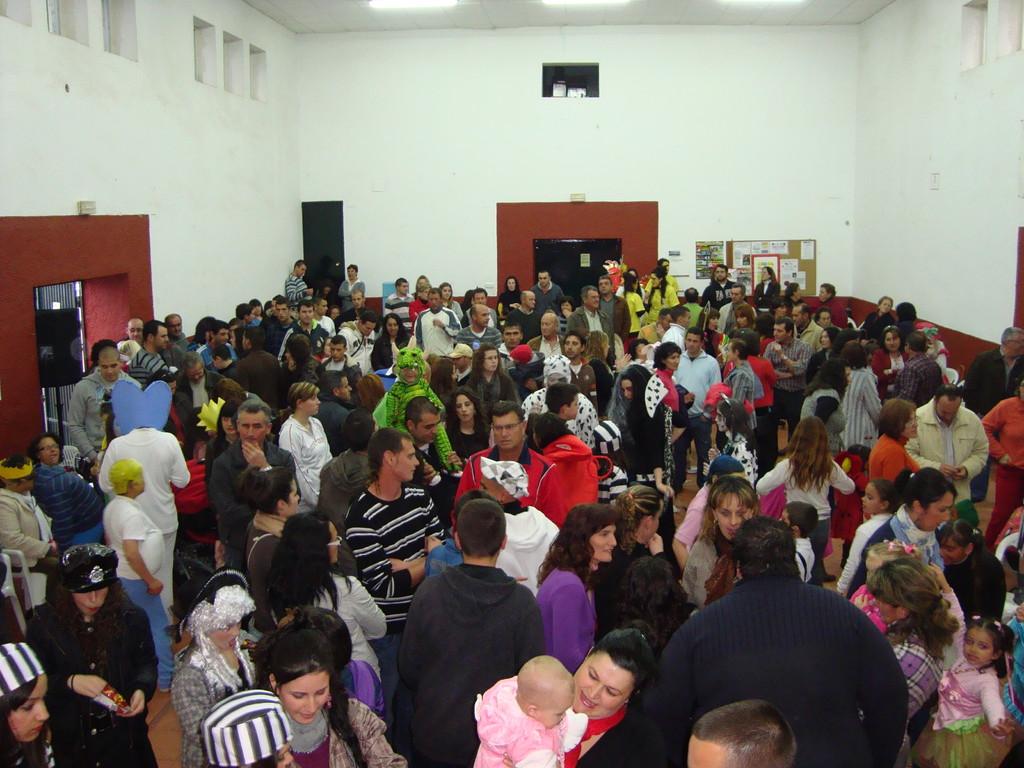"""""""Gala Concurso del Carnaval 2011"""" en Mesas del Guadalora"""