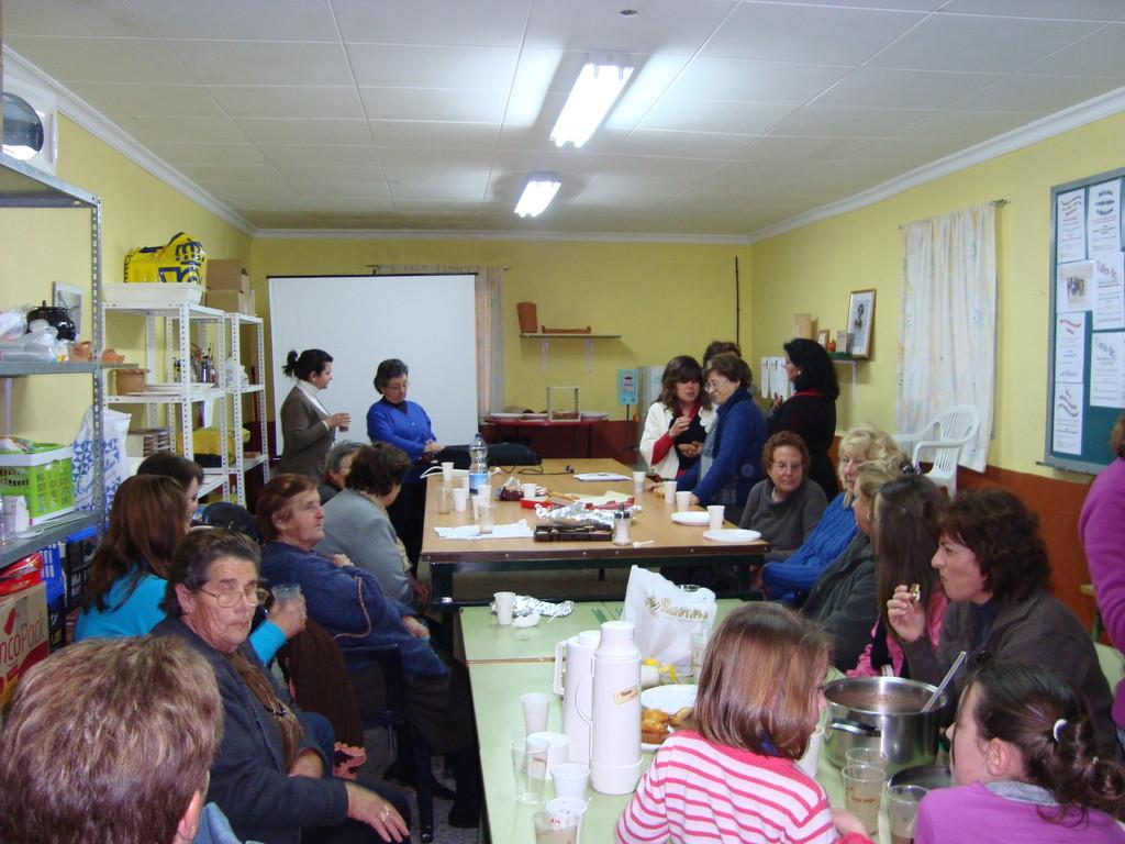 """Celebración """"Día de la Mujer"""" (16 de marzo de 2011)"""