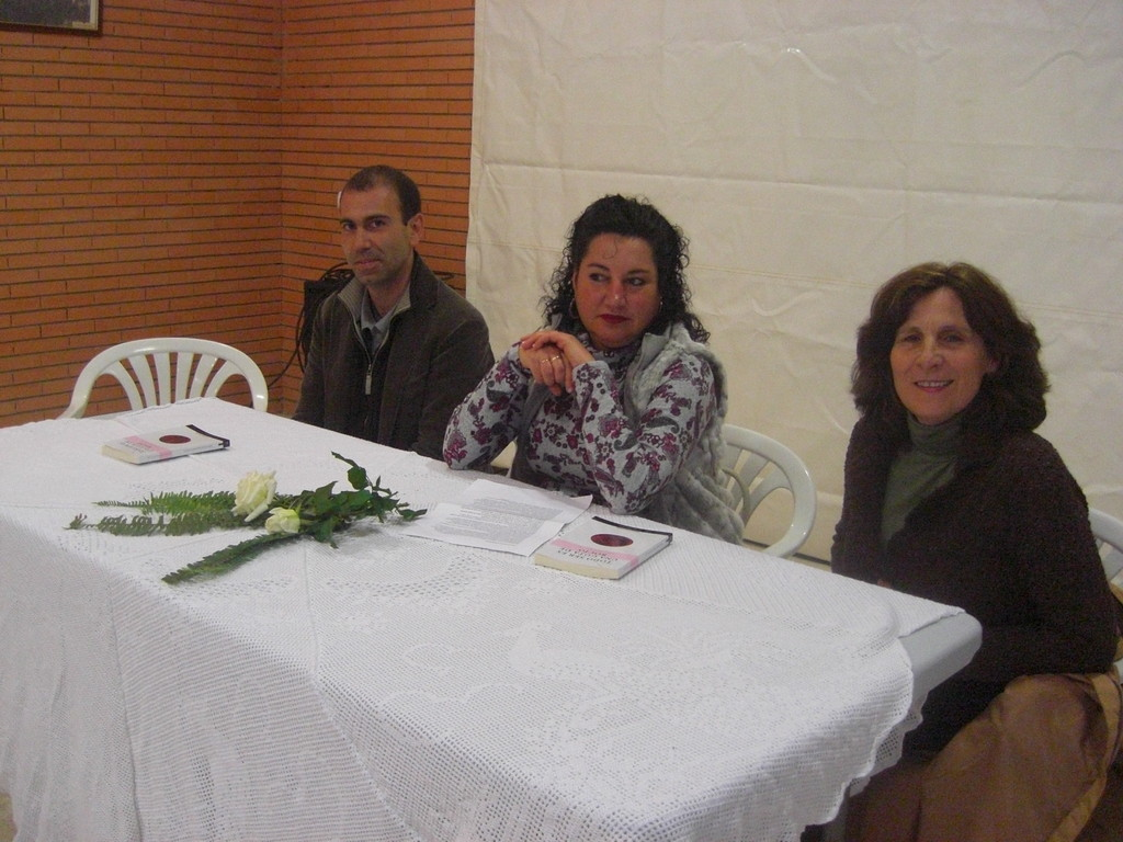 Presentación del Libro de Eugenia Moreno Aguilera en BEMBÉZAR