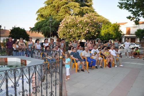Exhibición de Kárate en Céspedes (28-07-2011)