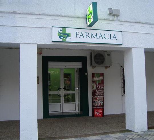 FARMACIA Lcdo. ÁNGEL ALEJANDRE DUEÑAS.