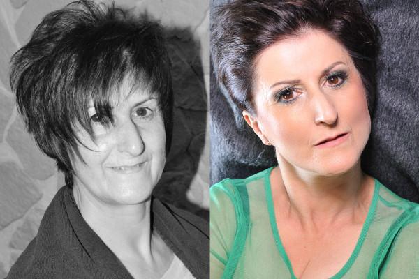 Hairlich Ihr Friseur Cuxhaven Altenbruch - Fotoshooting mit Maik Rietentidt - Komplettes Styling Umstyling - Haare Frisur Make Up